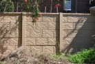 Aveley Brick fencing 20