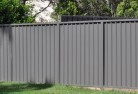 Aveley Colorbond fencing 3
