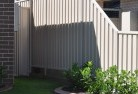 Aveley Colorbond fencing 8