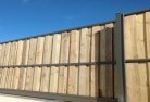 Aveley Lap and cap timber fencing 1