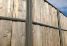 Aveley Lap and cap timber fencing 2