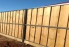 Aveley Lap and cap timber fencing 4