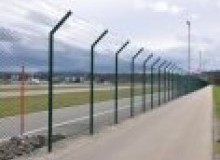 Kwikfynd Security fencing aveley