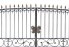 Aveley Wrought iron fencing 10