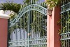 Aveley Wrought iron fencing 12