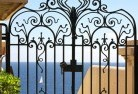 Aveley Wrought iron fencing 13