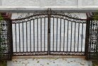Aveley Wrought iron fencing 14