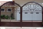 Aveley Wrought iron fencing 2