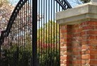 Aveley Wrought iron fencing 7