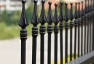 Aveley Wrought iron fencing 8