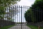 Aveley Wrought iron fencing 9